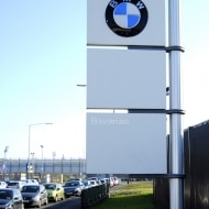 bmw gantry