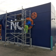 external vinyl wall graphics