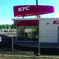 kfc installation