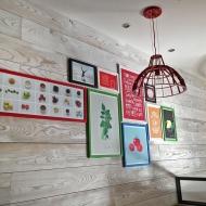 kfc wall art