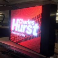 charles hurst led screen