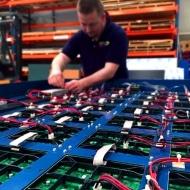 LED manufacturing