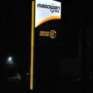 magowan illuminated totem