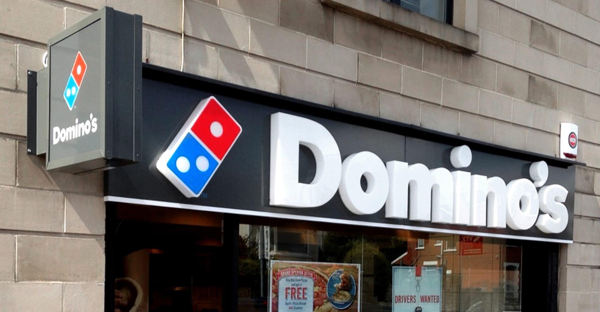 Domino's on Saintfield Road