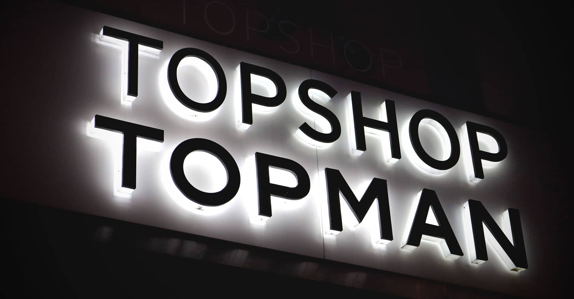 Topshop in Belfast: Distinct, Effective Branding is Key