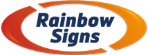 Rainbow Signs