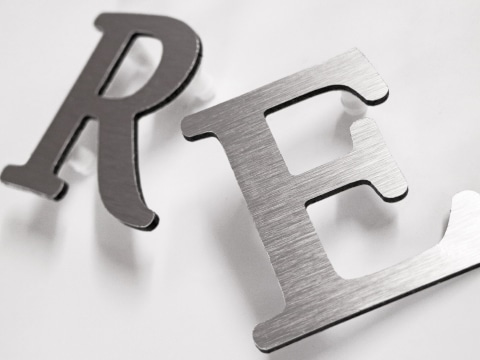 3d built up lettering at rainbow signs northern ireland rainbow signs